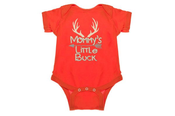 Mommy's Little Buck Onesie