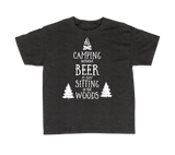 Lifestyle- Camping Without Beer