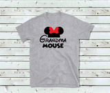 Disney Family Tees