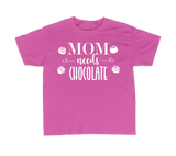 Lifestyle- Mom Needs Chocolate