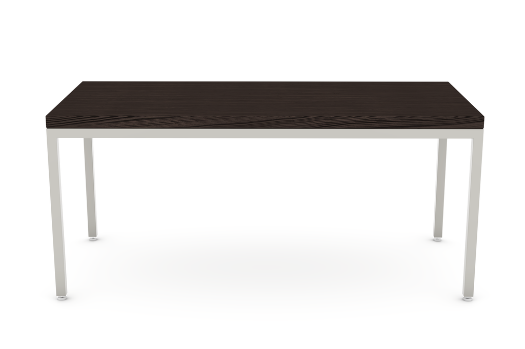 Light Industrial Dining Table