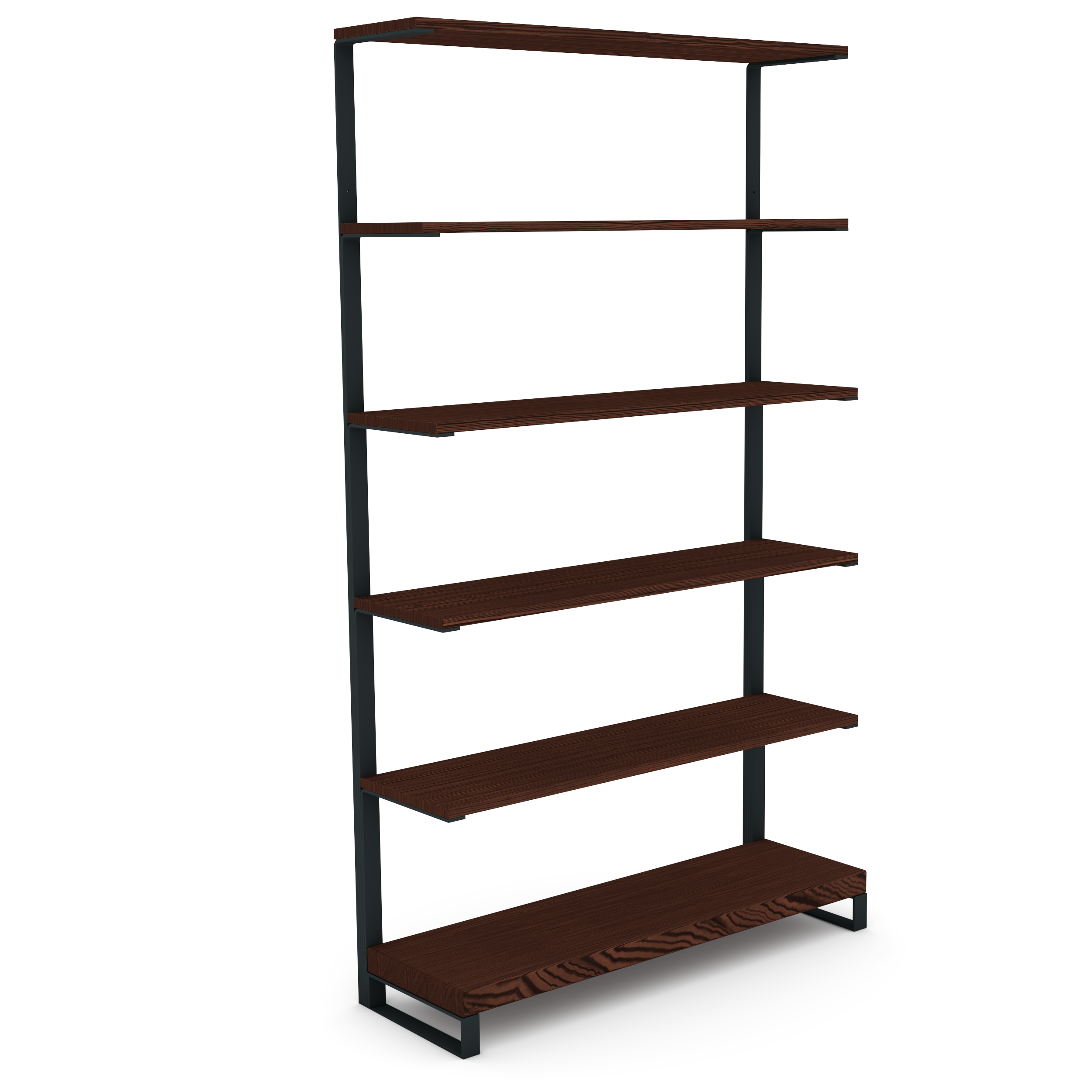 Bending Steel Shelving Unit