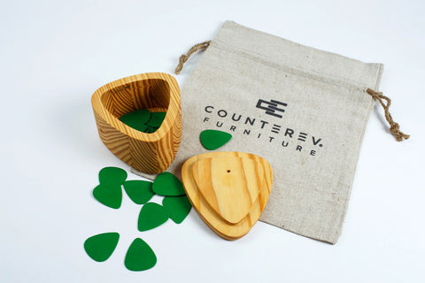 The CounterEv Guitar Pick Holder