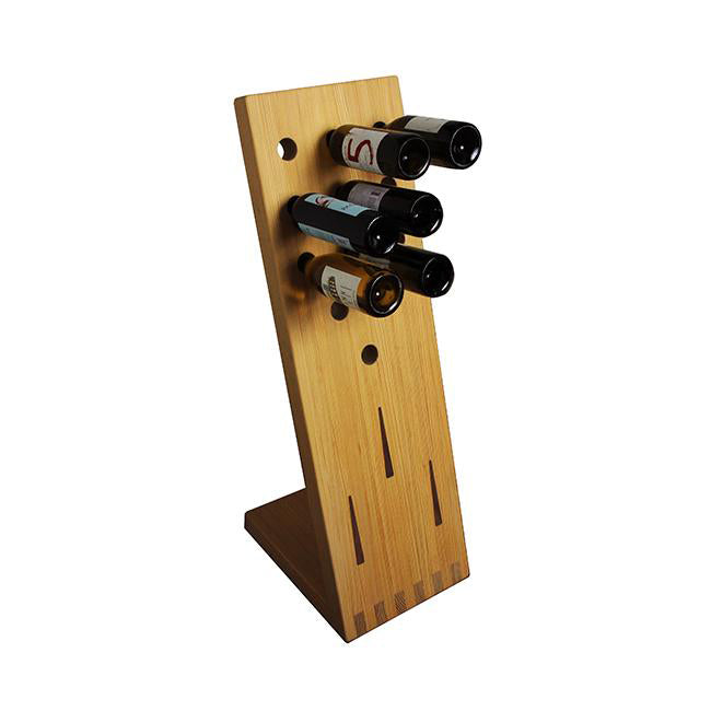 The Pindeck Wine Rack