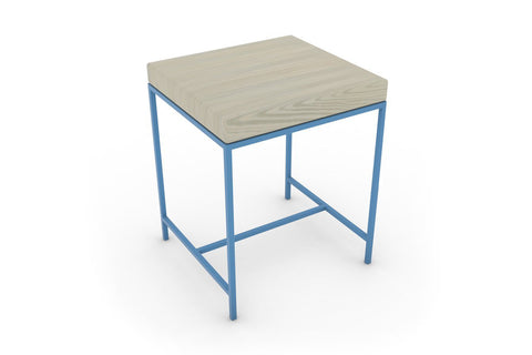 SplashUps Square End Table