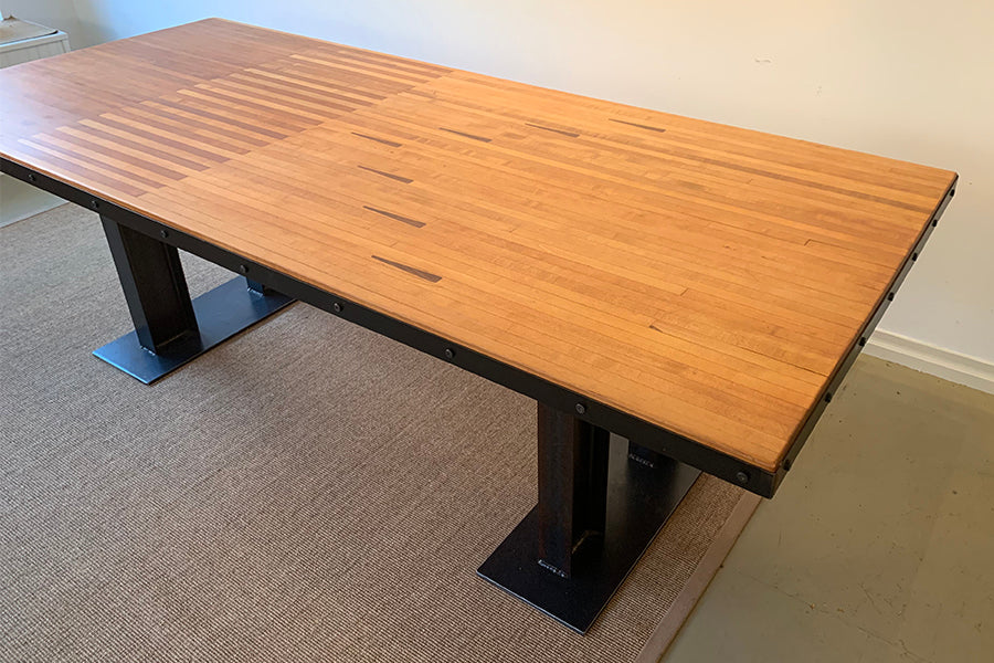 Factory Outlet: Dovetail Dining Table