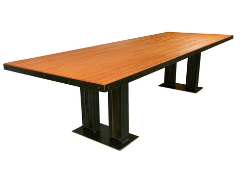 "beauty-shot: ""Dovetail"" Dining Table"