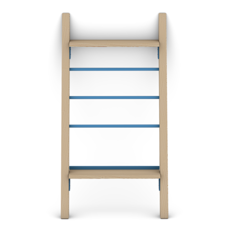 Leaning Ladder Towel Rack