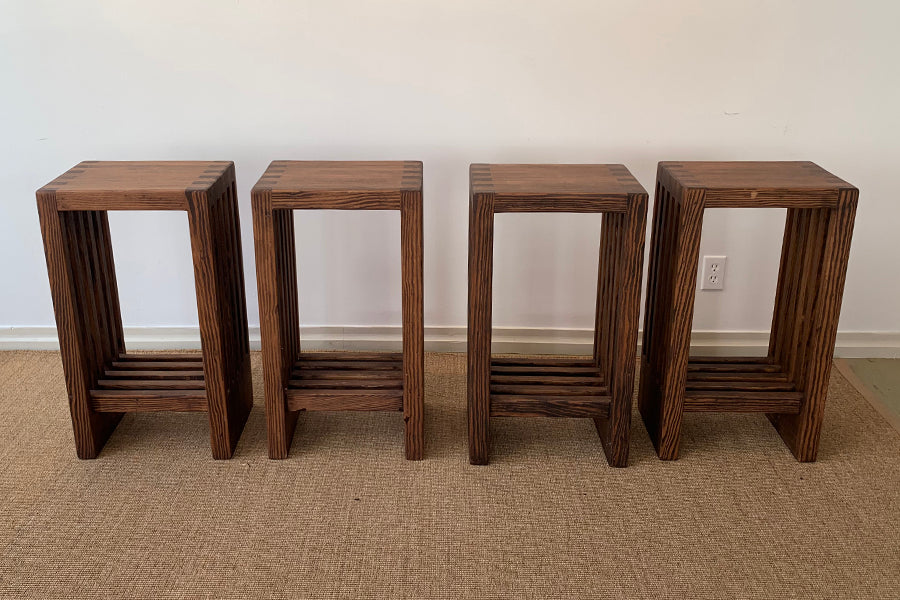 Factory Outlet: Lilly Barstool (FOUR)