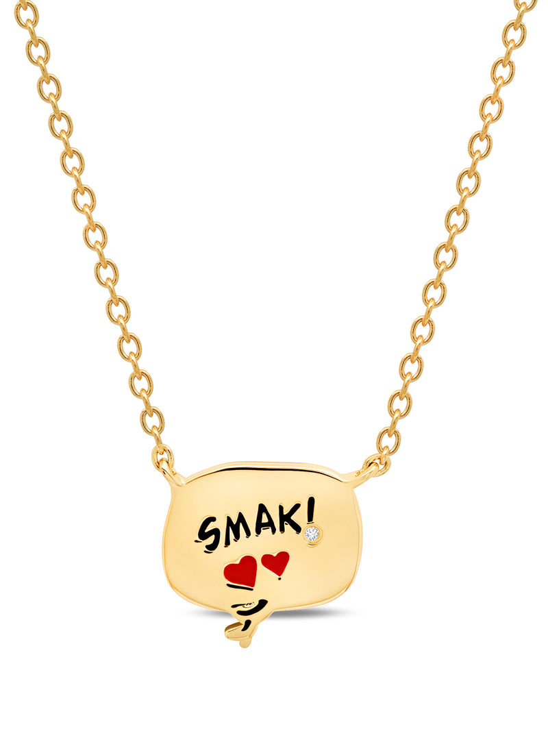 SMAK! Thought Balloon Necklaces