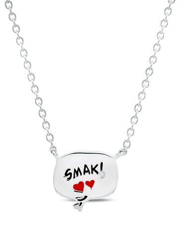 SMAK! Thought Balloon Necklace