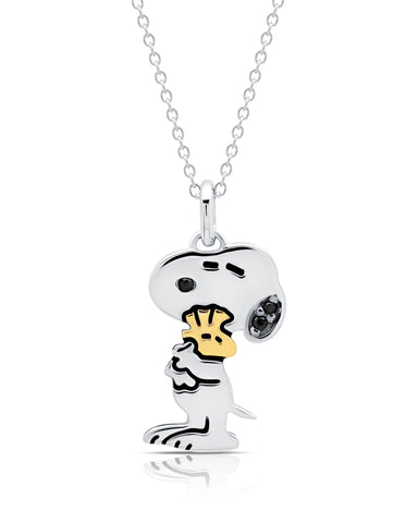 Snoopy & Woodstock Necklace