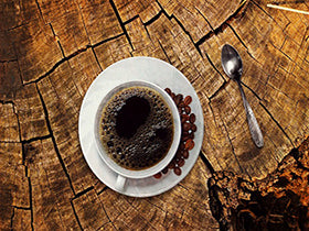 Could your morning coffee help reduce air pollution?