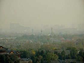 Air pollution in China disrupts flights