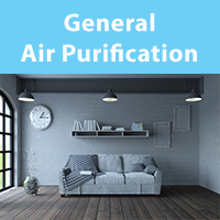 General Purpose Air Purification for the Home and Office