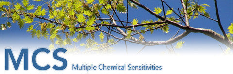 multiple chemical sensitivities air filter banner