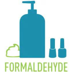 formaldehyde products and removal