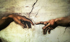 breath from people ruins Sistine chapel