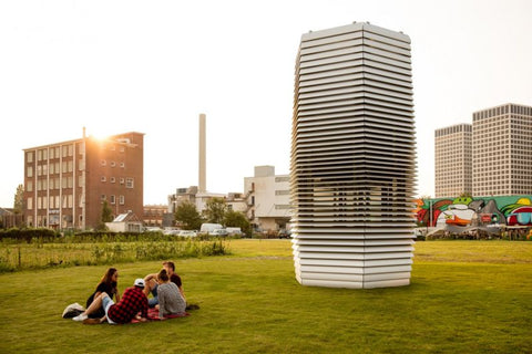 worlds largest air purifier