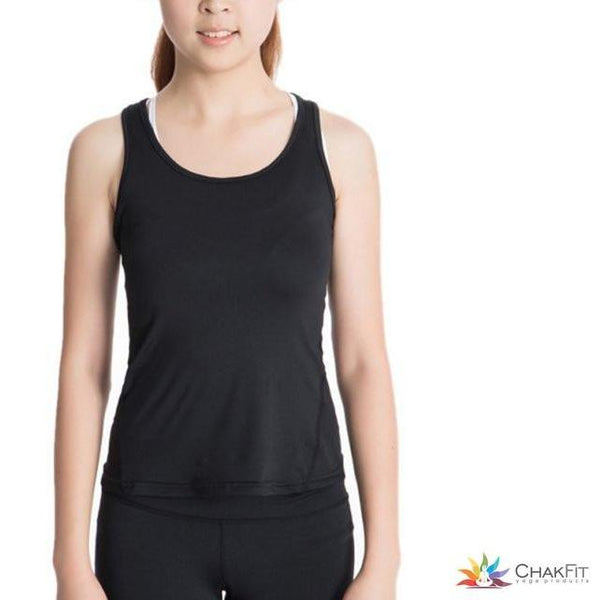 Quick-Drying Tank Top - ChakFit  - 13