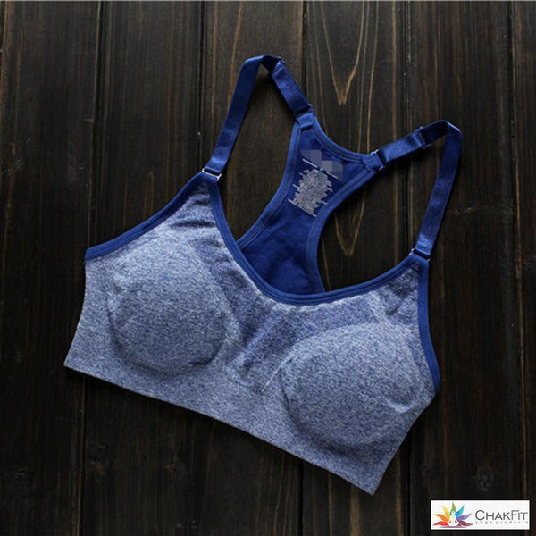 Chakfit Classic Sports Bra - ChakFit Yoga Products