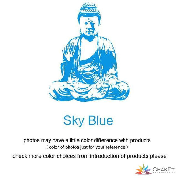 Chakfit Indian Buddha religion Wall Sticker - ChakFit Yoga Products