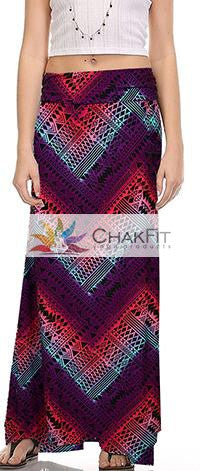 Maxi Skirt - ChakFit Yoga Products