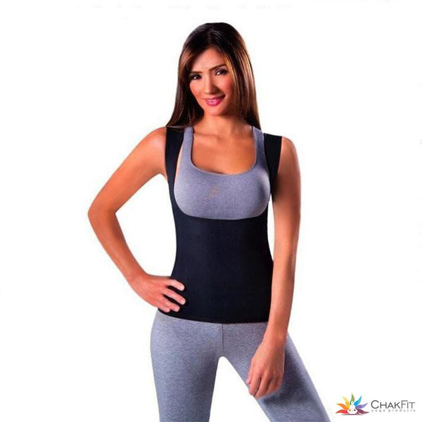 Vest Body Shaper - ChakFit Yoga Products