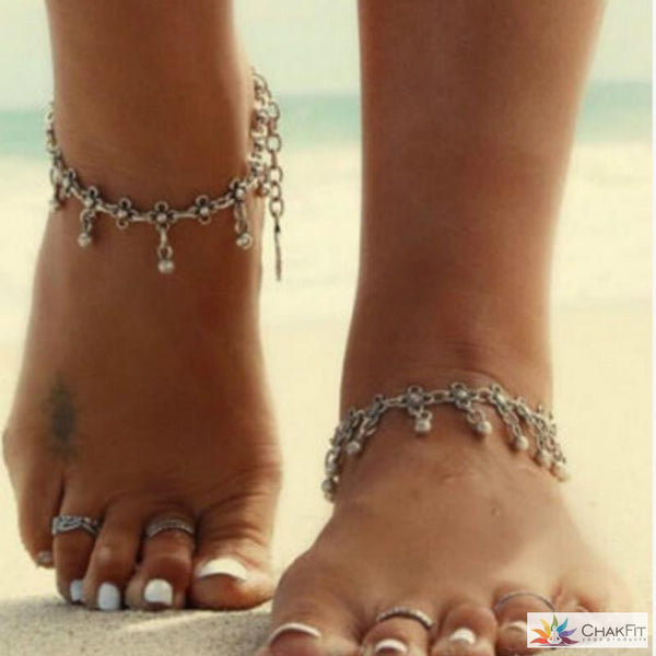 Vintage Bohemios  Barefoot Sandals - ChakFit Yoga Products