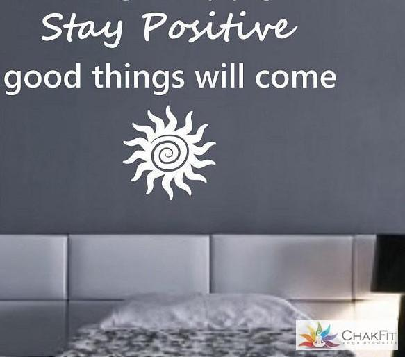 Chakfit Home Decor Wall Sticker - ChakFit Yoga Products