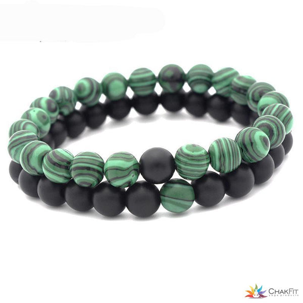 Chakfit Stone Bracelet - ChakFit Yoga Products