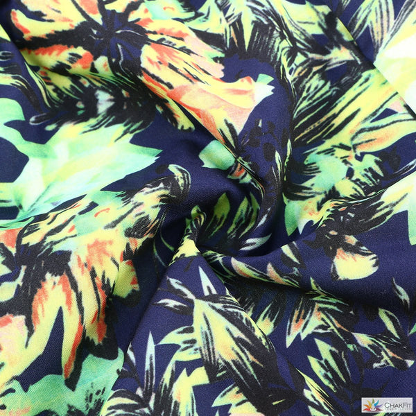 Chakfit Womens Summer Floral Beach Shorts - ChakFit Yoga Products