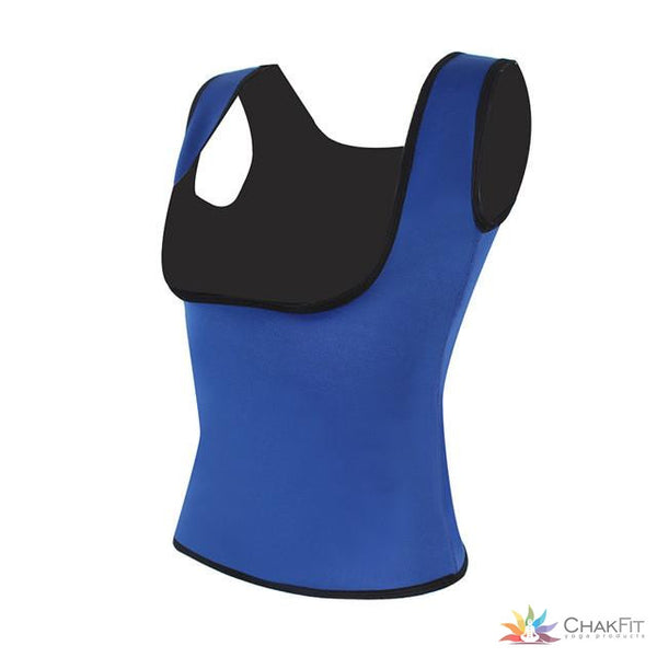 Chakfit Shapewear Waist Trainer Hot Shaper Vest - ChakFit Yoga Products