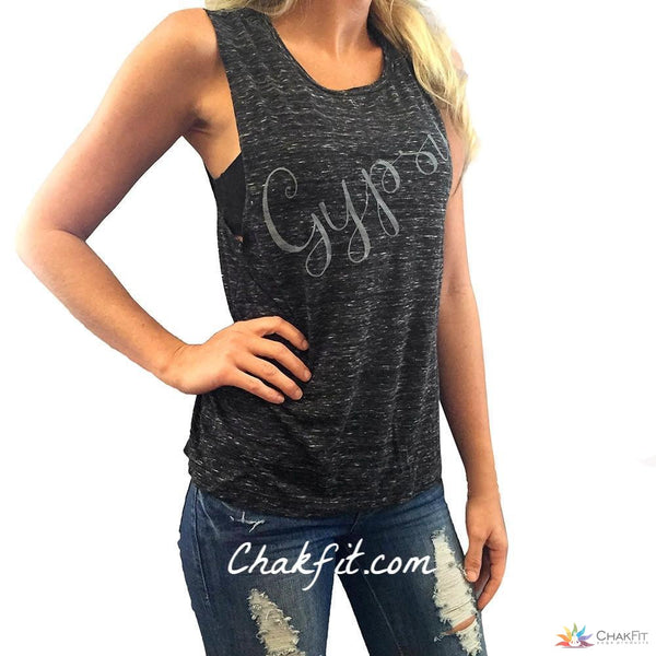 GYPSY Tank Tops - ChakFit Yoga Products