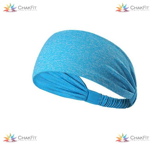 Chakfit Headband - ChakFit Yoga Products
