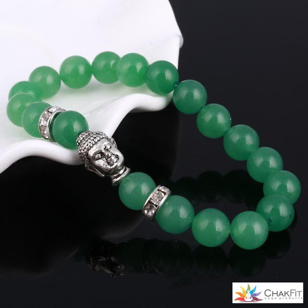 Buddha Head Bracelet - ChakFit Yoga Products