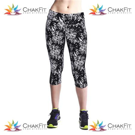 Capris Leggings - ChakFit Yoga Products