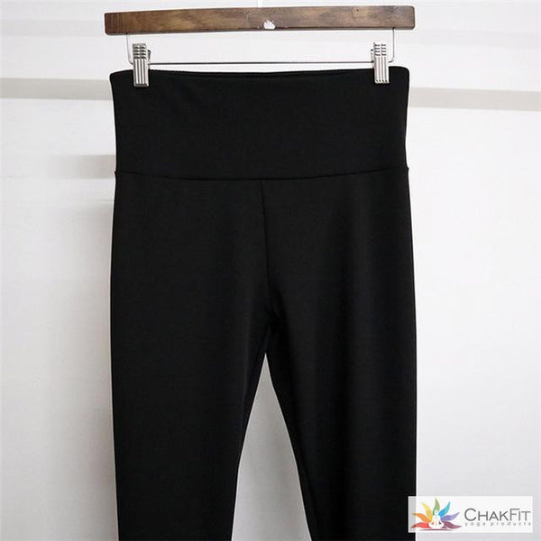 High Waist Legging - ChakFit Yoga Products