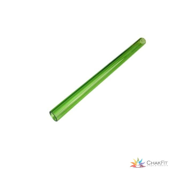 Chakfit colourful ECO-friendly Glass Straws - ChakFit Yoga Products
