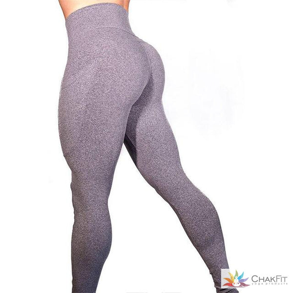 High Waist Leggings - ChakFit Yoga Products