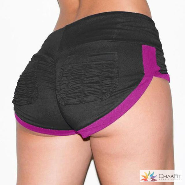 High Waist Shorts - ChakFit Yoga Products