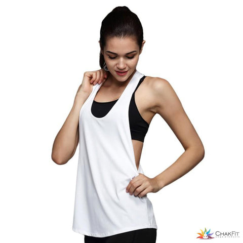 Summer Dry Quick Loose Fit Tank Top