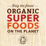 Finest organics super foods on the planet