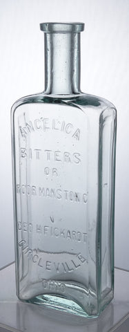 ANGELICA BITTERS OR POOR MANS TONIC
