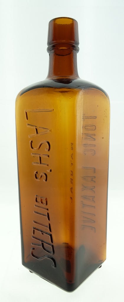 LASH'S BITTERS NATURAL TONIC LAXATIVE