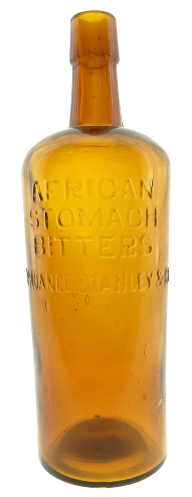 AFRICAN STOMACH BITTERS SPRUANCE STANLEY & CO.