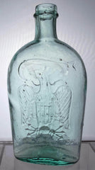 DOUBLE EAGLE FLASK GII-118