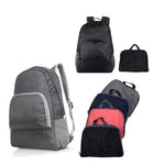 Foldable Travel Backpack | Foldable Bag | Bags | AbrandZ: Corporate Gifts Singapore
