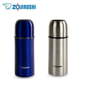 ZOJIRUSHI Stainless Thermal Bottle with Cup 0.35L