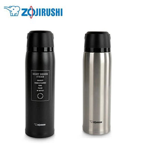 ZOJIRUSHI Stainless Thermal Bottle with Cup 1.03L